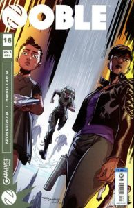 Catalyst Prime: Noble #16 (2019)