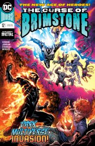 Curse Of The Brimstone #12 (2019)