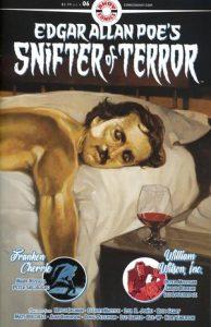 Edgar Allan Poe`s Snifter Of Terror #6 (2019)