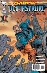 Flashpoint: Deathstroke & the Curse of the Ravager #3 (2011)