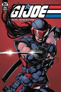 G.I. Joe: A Real American Hero Yearbook #1 (2019)