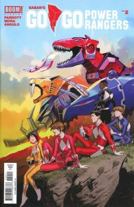 Go Go Power Rangers #2 (2017)