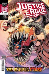 Justice League #19 (2019)
