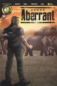 Aberrant #5 (2019)
