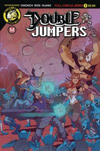 Double Jumpers: Full Circle Jerks #3 (2019)