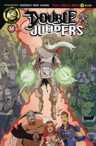 Double Jumpers: Full Circle Jerks #4 (2019)