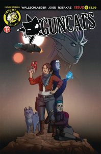 Guncats #4 (2019)