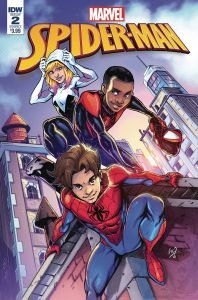 Marvel Action Spider-Man (IDW) #2 (2019)