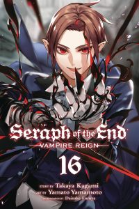 Seraph of the End: Vampire Reign #16 (2019)