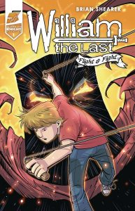 William The Last Fight And Flight #1 (2019)