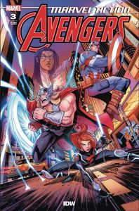 Marvel Action: Avengers #3 (2019)