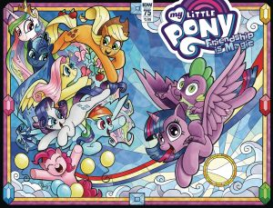 My Little Pony: Friendship Is Magic #75 (2019)