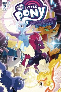 My Little Pony: Nightmare Knights #5 (2019)