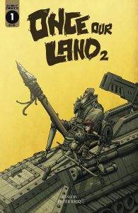 Once Our Land:  Book Two #1 (2019)