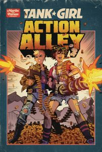 Tank Girl: Action Alley #3 (2019)