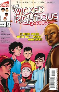 The Wicked Righteous: Exodus #1 (2019)
