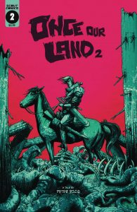 Once Our Land:  Book Two #2 (2019)