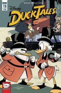DuckTales #19 (2019)