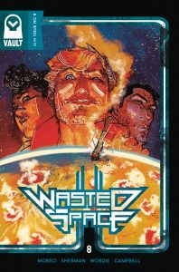 Wasted Space #8 (2019)