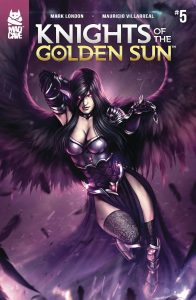 Knights Of The Golden Sun #5 (2019)