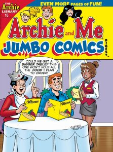 Archie and Me Comics Digest #16 (2019)