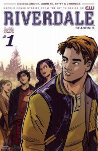 Riverdale Season 3 #1 (2019)