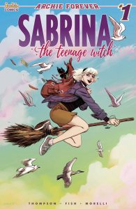 Sabrina the Teenage Witch #1 (2019)