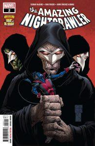 Age Of X-Man: The Amazing Nightcrawler #2 (2019)