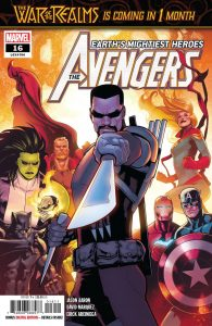 Avengers: Earth's Mightiest Heros #16 (2019)