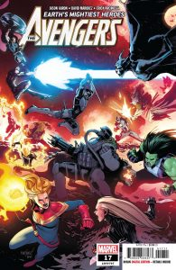 Avengers: Earth's Mightiest Heros #17