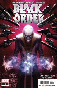 The Black Order #5 (2019)