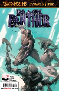Black Panther #10 (2019)