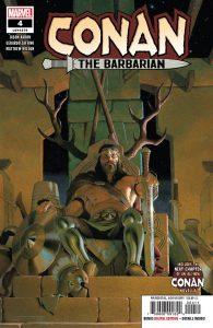 Conan The Barbarian #4 (2019)
