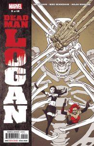 Dead Man Logan #5 (2019)