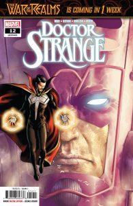 Doctor Strange #12 (2019)