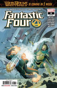 Fantastic Four #8 (2019)