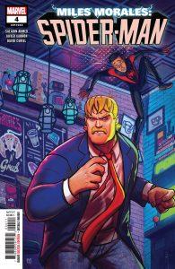 Miles Morales: Spider-Man #4 (2019)