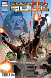 Old Man Quill #3 (2019)