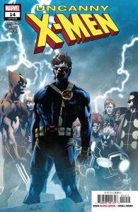 Uncanny X-men #14 (2019)