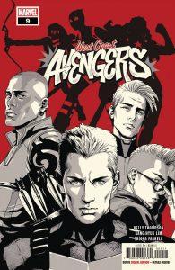 West Coast Avengers #9 (2019)