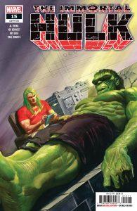 The Immortal Hulk #15 (2019)