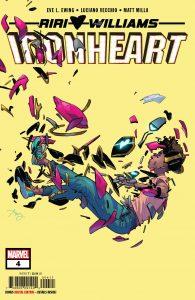 Ironheart #4 (2019)
