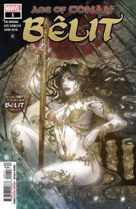 Age Of Conan: Belit Queen of the Black Coast #1 (2019)