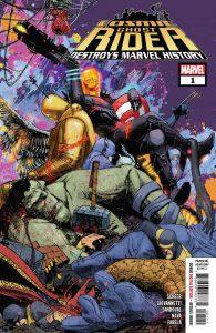 Cosmic Ghost Rider Destroys Marvel History #1 (2019)