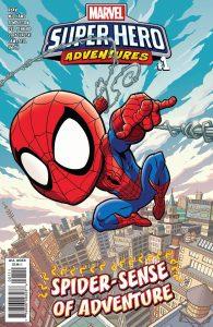 Marvel Super Hero Adventures: Spider-Man - Spider-Sense Of Adventure #1 (2019)