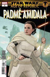 Star Wars: Age of the Republic - Padme Amidala #1 (2019)
