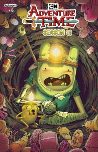 Adventure Time Season 11 #6 (2019)