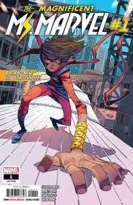 The Magnificent Ms. Marvel #1 (2019)