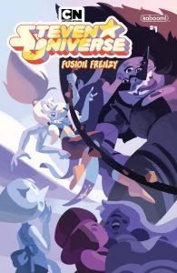Steven Universe: Fusion Frenzy #1 (2019)
