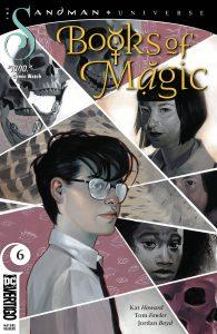 Books Of Magic #6 (2019)